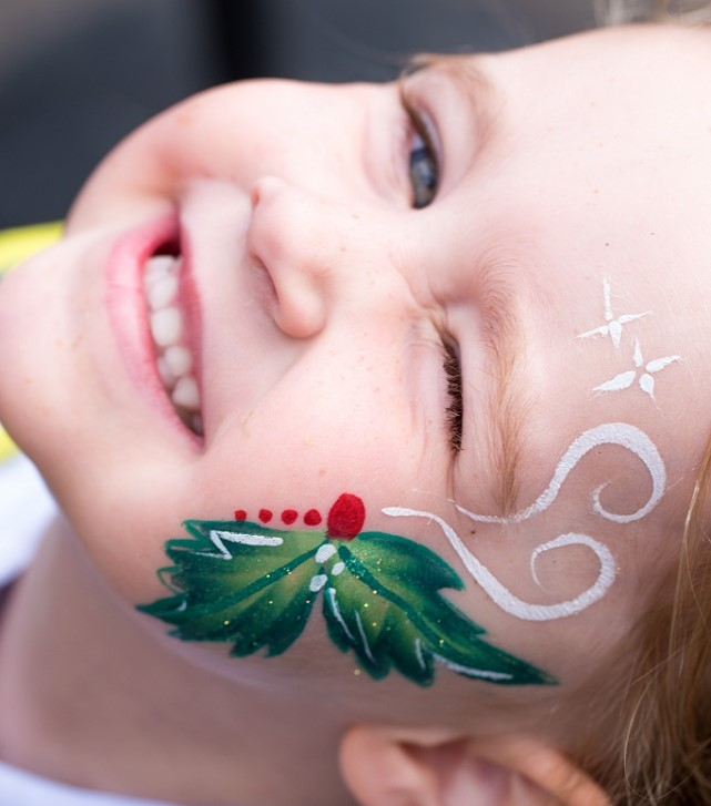 Face Painting 684